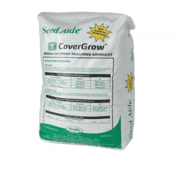 CoverGrow Spread or Spray Mulching Pellets