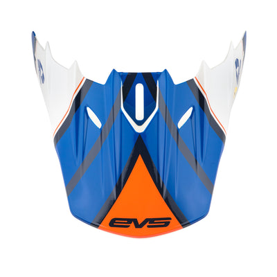EVS Sports - T5 Replacement Visor - Cosmic