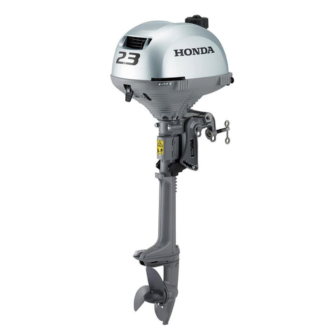 Honda 2.3hp 4-Stroke Outboard Engine with Long Shaft