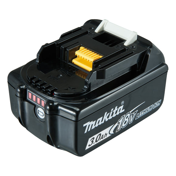 Makita BL1830B-L 3.0Ah 18V Li-Ion Battery