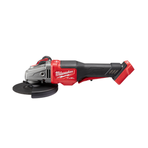 "Milwaukee M18FSAG125XPDB-0 M18 FUEL® 125MM (5"") RAPID STOP™ ANGLE GRINDER WITH DEAD MAN PADDLE SWITCH"