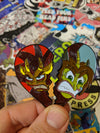 Hormone Monsters Enamel Pin Set LE 69