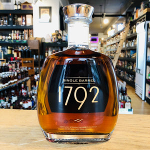 1792 SINGLE BARREL BOURBON 750ML