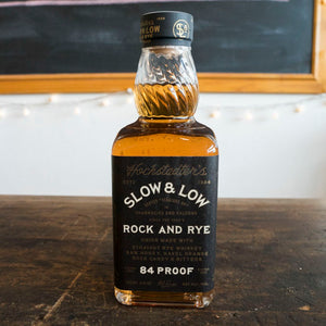 HOCHSTADTER'S SLOW & LOW ROCK AND RYE 750ML