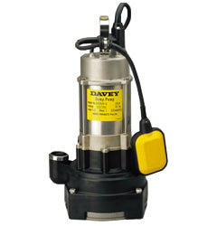 Davey D53A/B20 Automatic Multistage Drainage Pump with 20m leads - Pumps2You