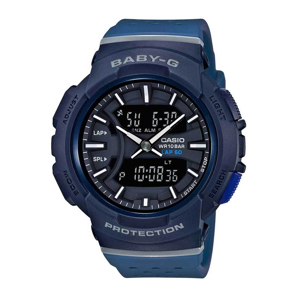 CASIO BABY-G STANDARD ANALOG-DIGITAL BGA-240-2A1DR WOMEN'S WATCH