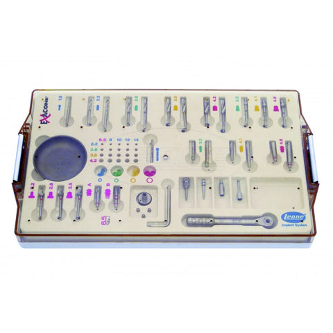 Leone Comprehensive Surgical Kit