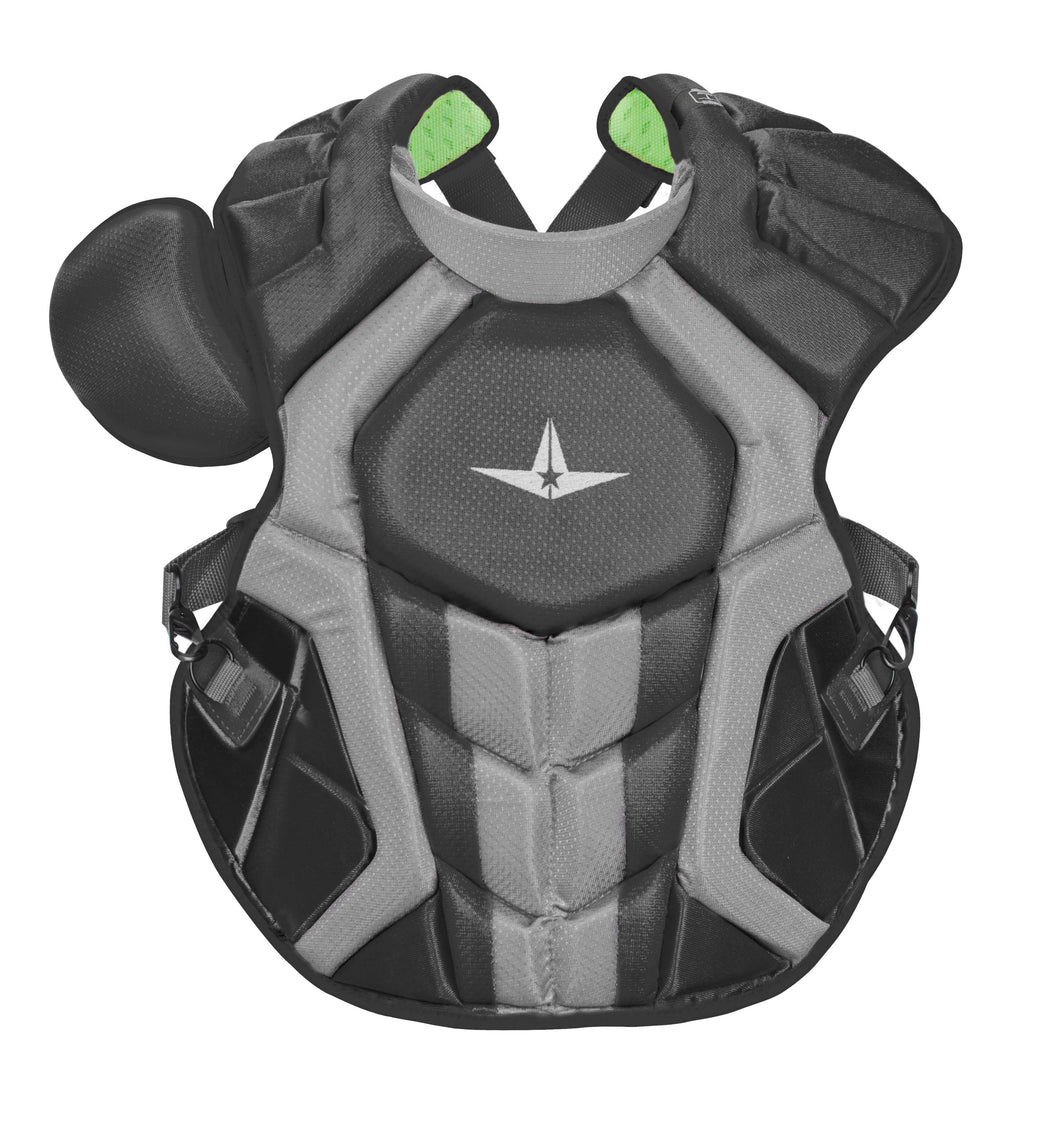 All-Star S7 AXIS Pro Chest Protector - SEI & NOCSAE Certified