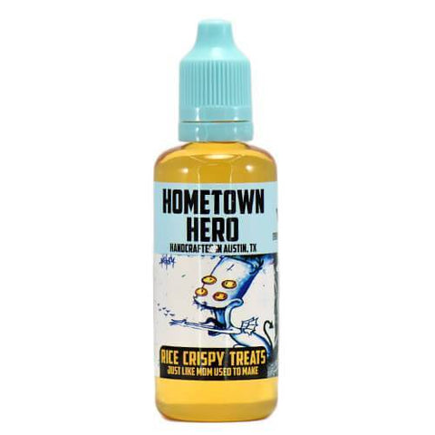 Hometown Hero Vapor - Crispy Treats