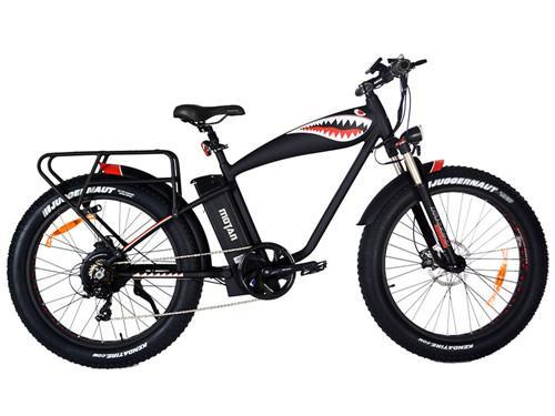 Addmotor Mountain Bike Addmotor M-5500 Commemorative Flying Tiger Electric Fat Bike Electric Bicycle USA