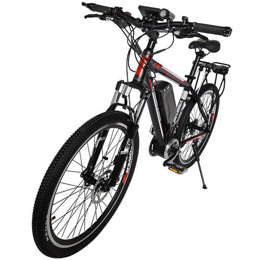 X-Treme Mountain Bike 1-Year (included) X-Treme Summit Elite Mid-Drive Electric Mountain Bike Electric Bicycle USA
