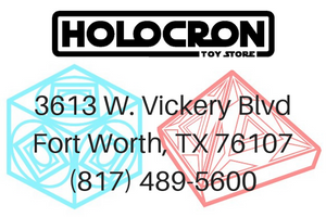 Holocron Toy Store