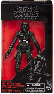 BS6 11 FO Tie Fighter Pilot 2015