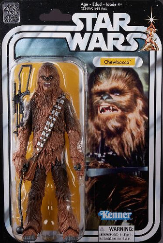 BS6 Chewbacca 40th Anniversary