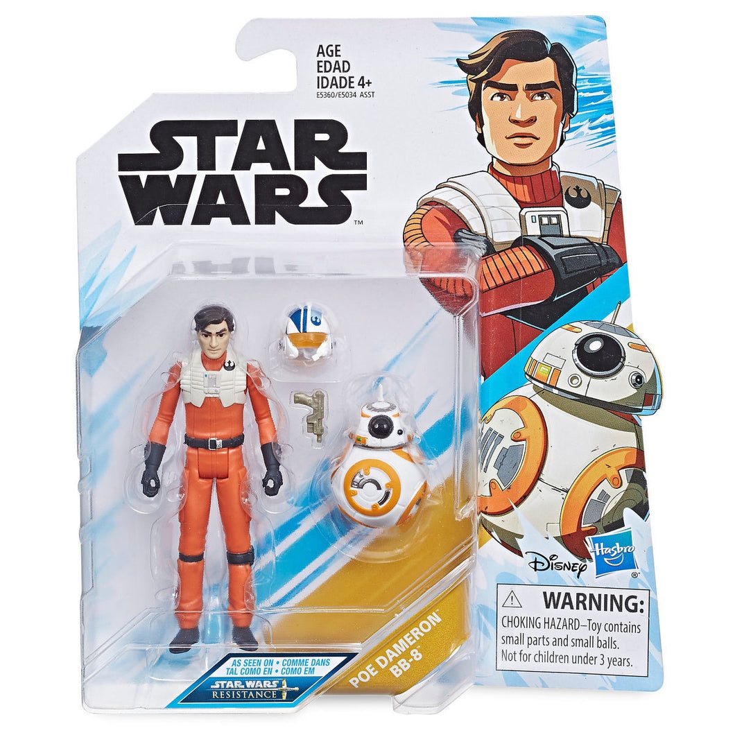Poe Dameron and BB-8 - Resistance