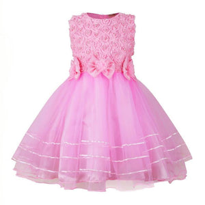 Kids Party Dress - Lace Flower Girl Dresses Kids Now Apparel