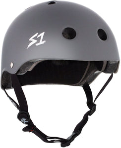 S1 Lifer Helmet - Dark Grey Matte