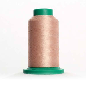 Isacord 1000m/1100yd 40wt solid trilobal polyester thread  number 1761 Rea Rose