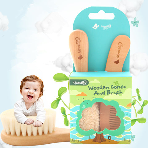 High Quality Baby Hairbrush Newborn