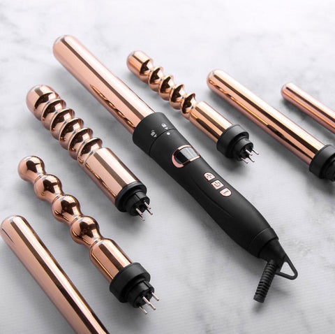 7 in  1 curling wand