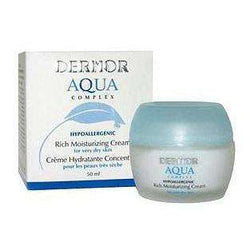 Dermor Aqua Moisturizing Cream for Dry Skin (50ml)-Israel-Cart