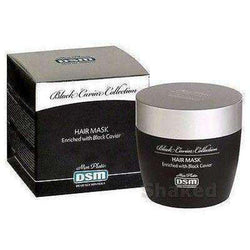 Black Caviar Hair Mask for rehabilitating damaged and colored hair 250ml (8.5 fl. oz) - Mon Platin-Israel-Cart
