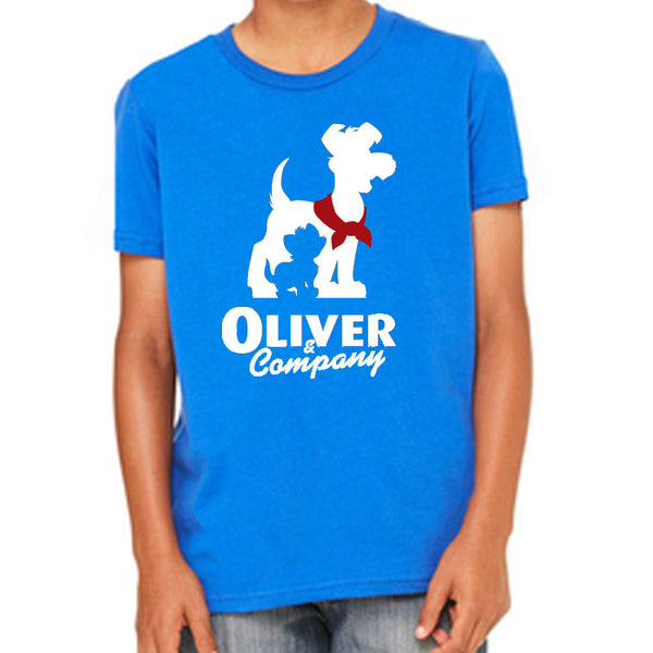 Oliver and Company Youth
