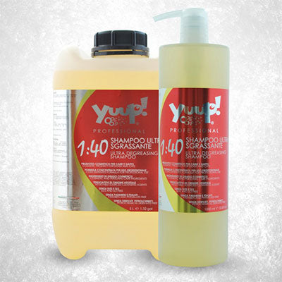 Yuup! 1:40 Ultra Degreasing Shampoo