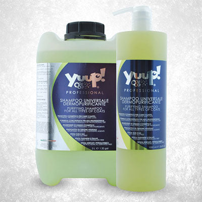 Yuup! Purifying Shampoo For All Types of Coats