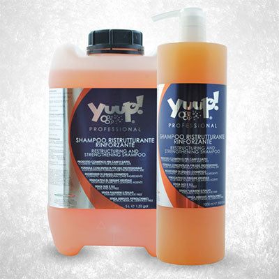 Yuup! Restructuring and Strengthening Shampoo