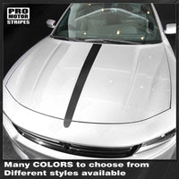 Dodge Charger 2015-2019 Hood Center Accent Decal Stripe