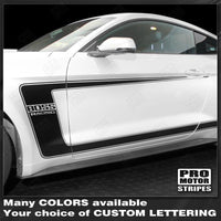 Ford Mustang 2015-2019 BOSS 302 Style Side C-Stripes