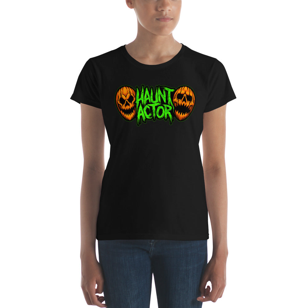 Haunt Actor Women's short sleeve t-shirt