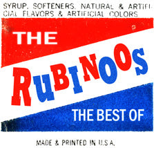 The Rubinoos The Best Of CD