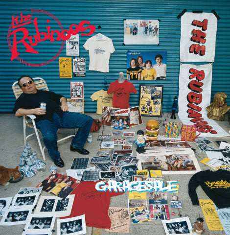Rubinoos - Garage Sale (Deluxe Japanese Edition)