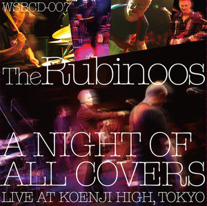The Rubinoos - A Night Of All Covers