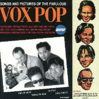 Vox Pop - Vox Pop (Japanese version)