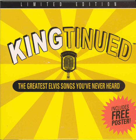 Kingtinued - The Lost Recordings, Vol.1