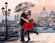 European Romance - 5D Diamond Painting - 5D Diamond Painting - DIY Kits