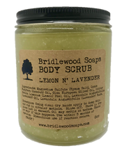 Bridlewood Natural Body Scrubs-Concession Road Mercantile
