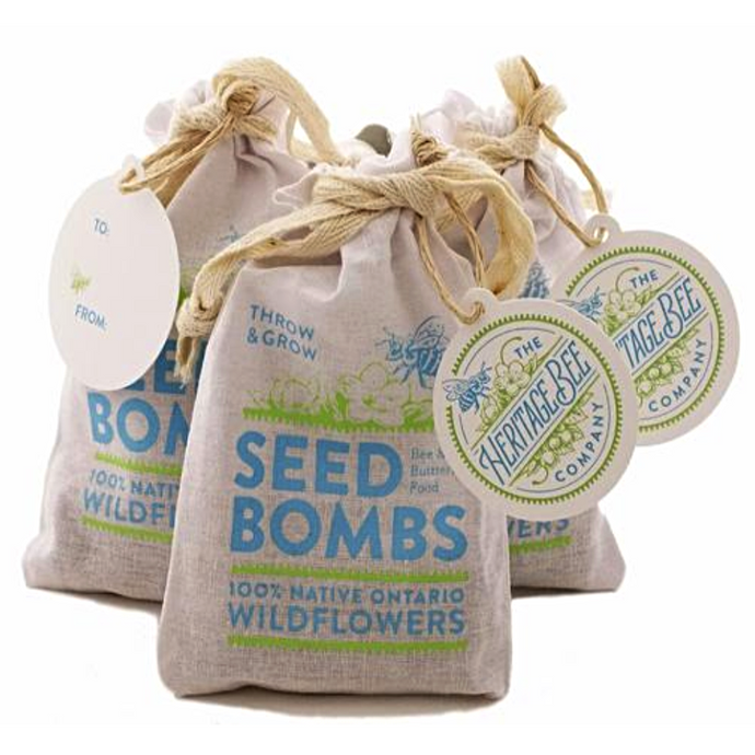 Wildflower Seed Bombs-Concession Road Mercantile