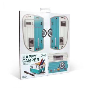 Happy Camper Pencil Holder-Concession Road Mercantile
