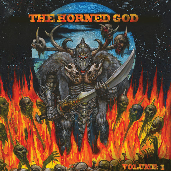 The Horned God - Volume: 1 (LP)