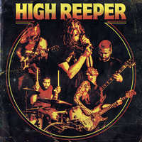 High Reaper - S/T (IMPORT) (Black) (CD) Cover Art