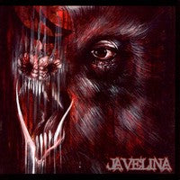 Javelina - Self Titled (CD) Cover Art