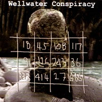 Wellwater Conspiracy - Tidepool Telegraph (CD Single) Cover Art