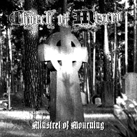 Church of Misery (USA) - Minstrel of Mourning (CD) Cover Art