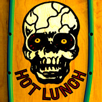 Hot Lunch - Self Titled (CD) Cover Art