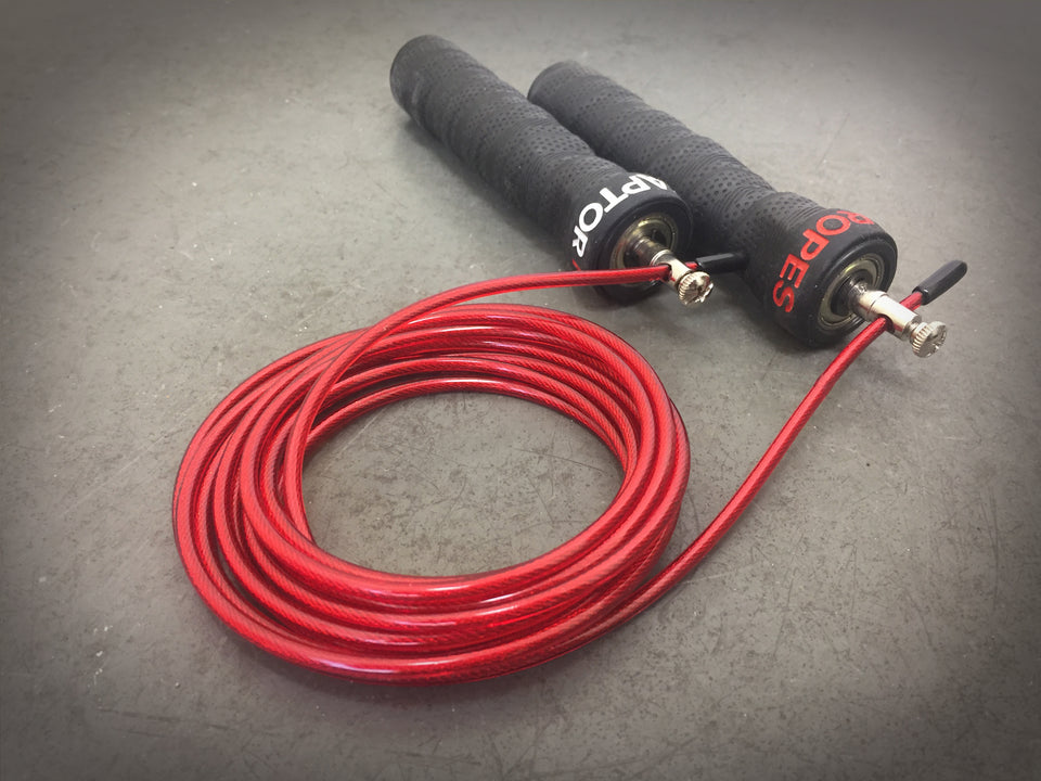 Heavy jump rope thick rope