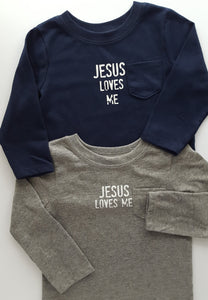 Custom Long Sleeve Boy's T-Shirt